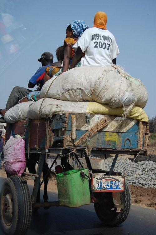 transport  senegal