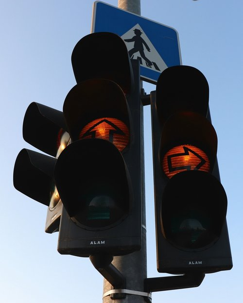 transport  traffic light  signal