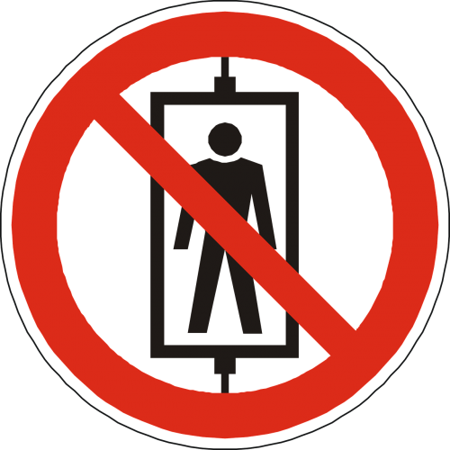 transport people prohibited