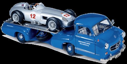 transport and traffic mercedes benz racing transporter