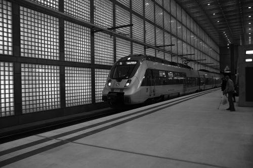 transport system metro train