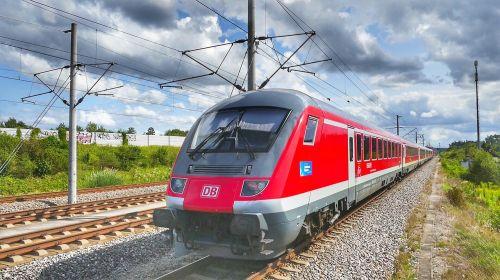 transport system train travel