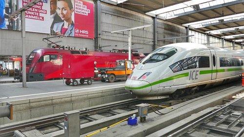 transport system  train  railway