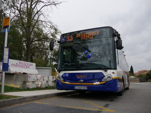 transportation driver bus