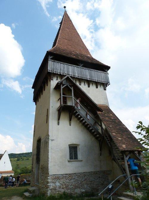 transylvania  romania  biertan