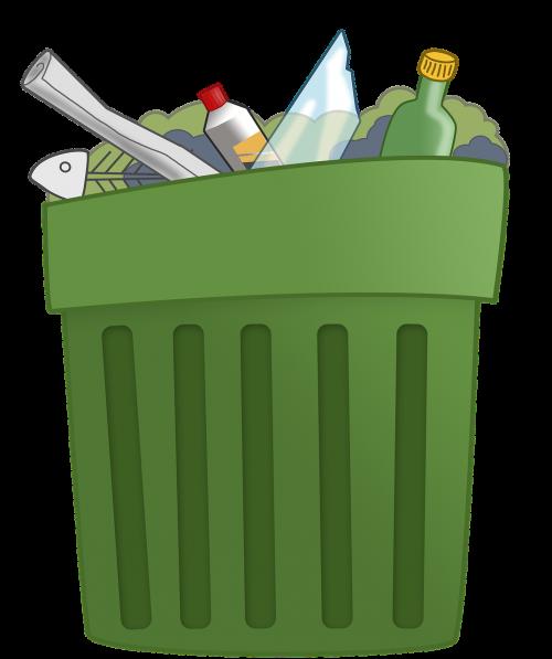 trash dump recycling