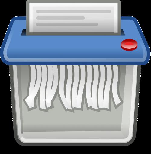 trash trashcan recycle bin