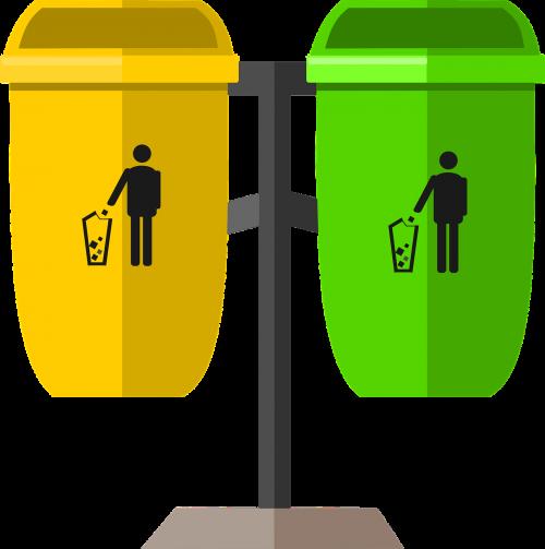 trash can recycle bin bin