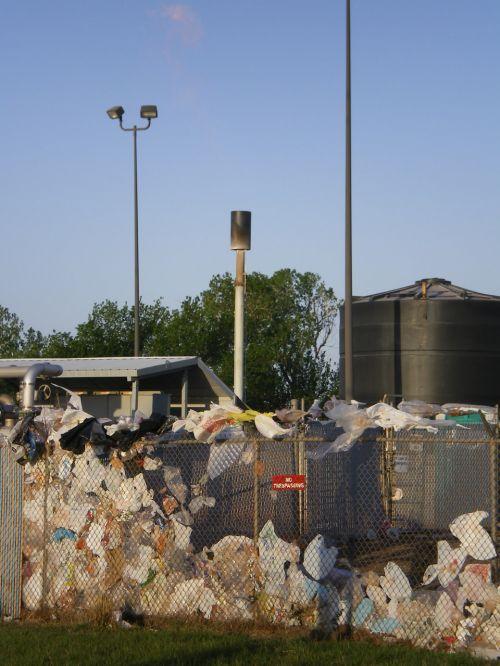 Trashy Place