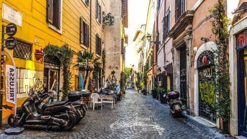 Trastevere Italy