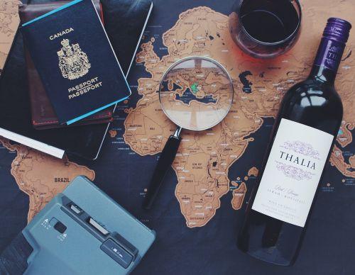 travel explore journey