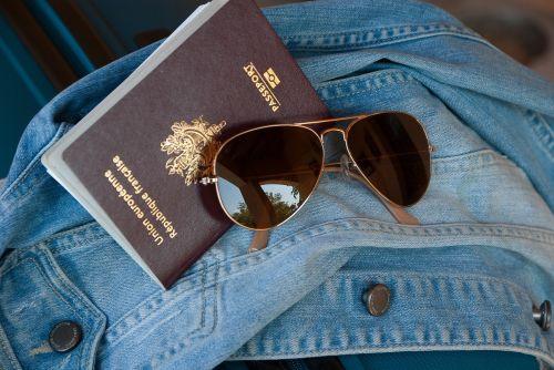 travel passport holiday