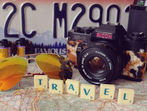 travel camera analog