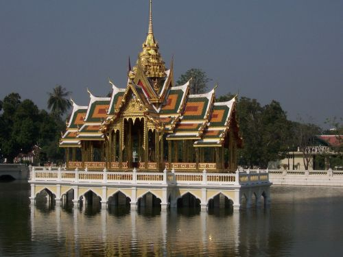travel summer residence of the king thailand