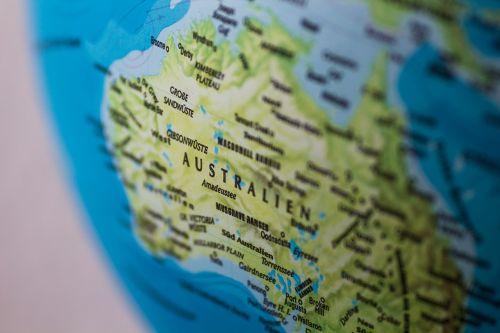 travel australia planet