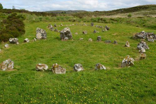travel ireland stone circles