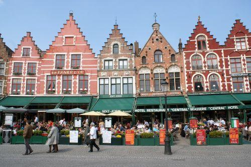 travel street architecture