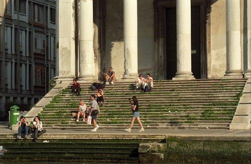 travel  people  venezia