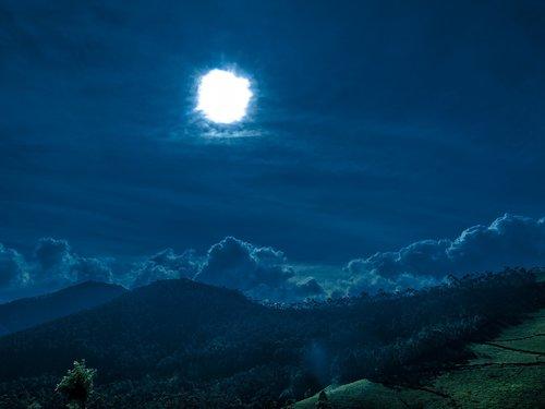 travel  night  sky