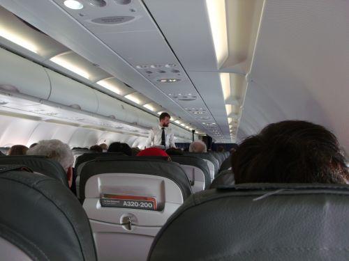 travel air flight