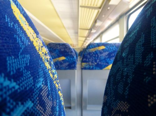 travel holiday train