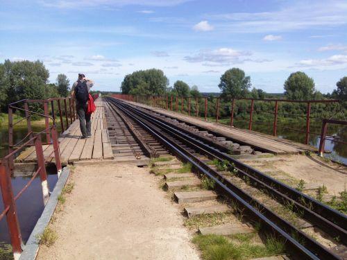 railway travel trip