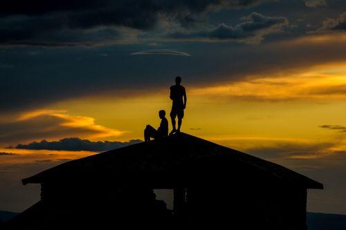kelionė,kalnas,gamta,twilight,laisvė,saulėlydis,saulėlydis ant kalno