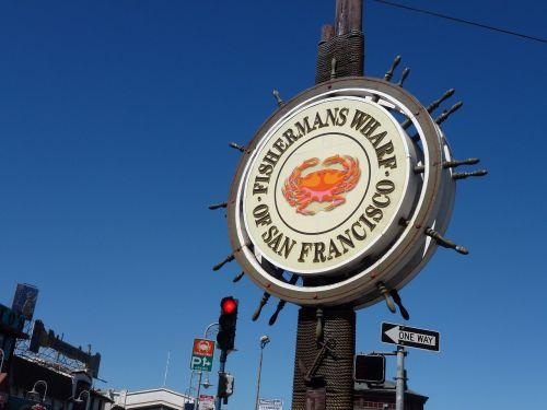 travel san francisco crab