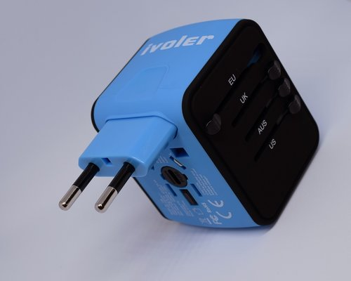 travel adapter  plug  charging plug