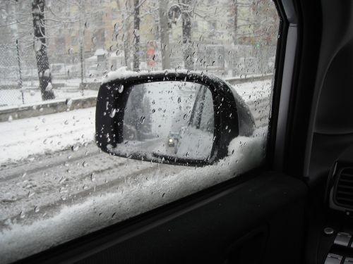 traveling mirror auto