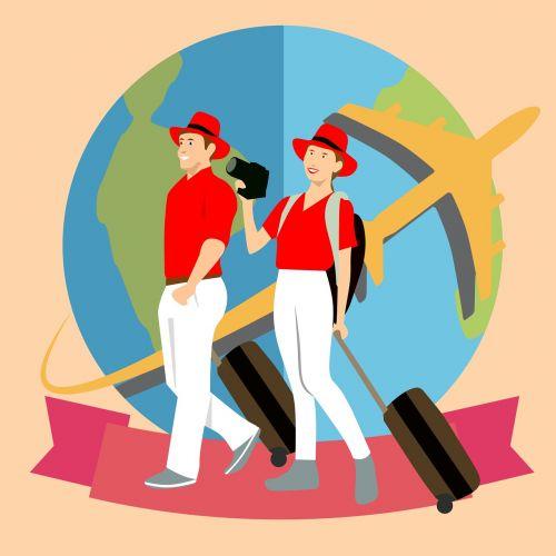 traveling agency around the world honey moon