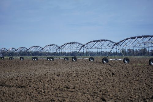 irrigator travelling automotive