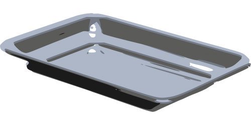 tray baking dish baking tin
