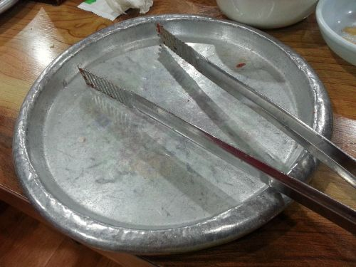 tray plate container