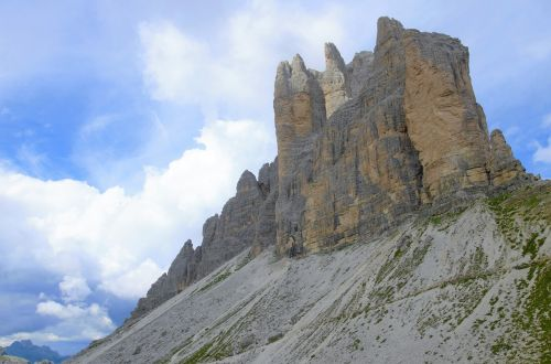 tre cime di lavaredo the alps italy