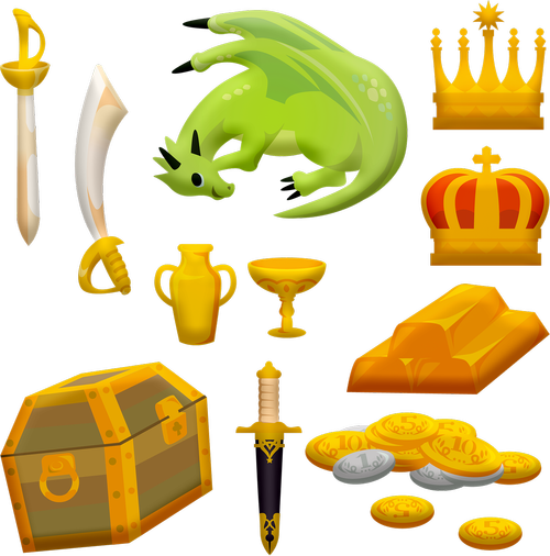 treasure  kings  crown