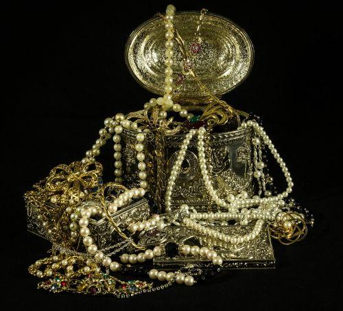 lobis,brangakmeniai,perlai,auksas,sidabras,bižuterija,brangakmeniai,krūtinė,karoliai