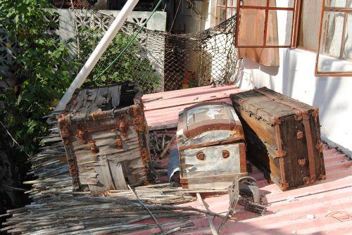 treasure chest box treasure