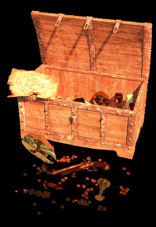 treasure chest chest treasure