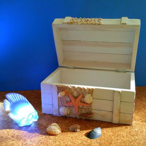 treasure chest maritime fish