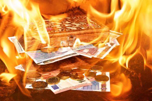 treasure chest money wood