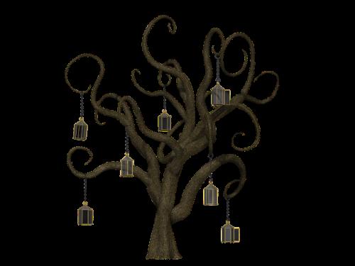tree fantasy fairy tales