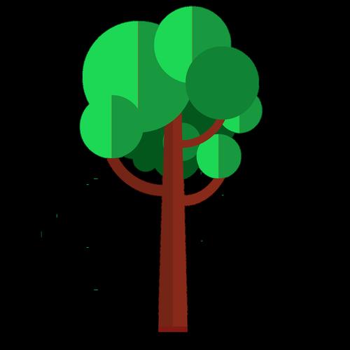 tree  vectors  nature