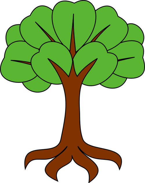 tree heraldic symbol