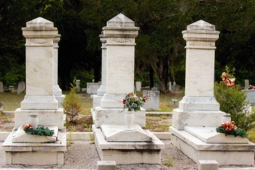 Tree Gravestones