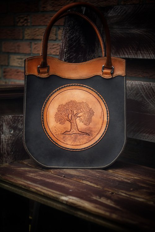 tree of life  handbag  future