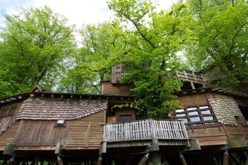 treehouse alnwick northumberland