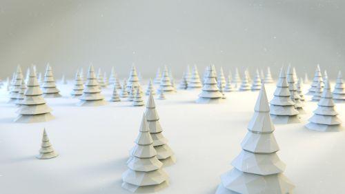 trees christmas pine
