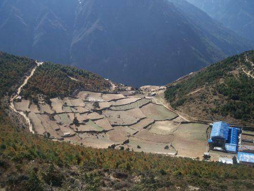 trekking nepal himalaya