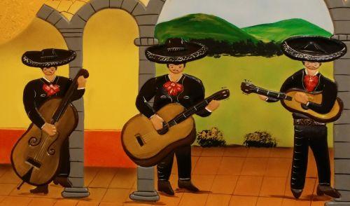 Tres Mariachis
